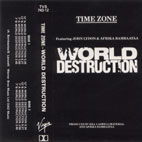 Time Zone Cassette Single