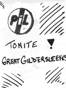 Gildersleeves Flyer