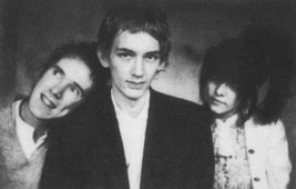 PiL circa 1981: Lydon, Levene, Lee © unknown