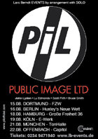PiL Germany 2010