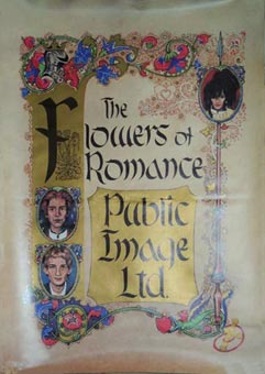 Flowers of Romance poster 1981