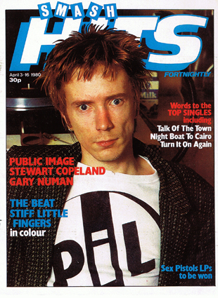 Smash Hits, April 3rd 1980