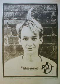 PiL - 'Public Image'  UK Press Advert 1978